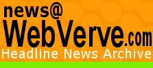 News Headline provided by Webverve